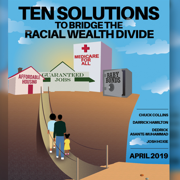 Resource - 10 Solutions to Bridging the Racial Wealth Gap